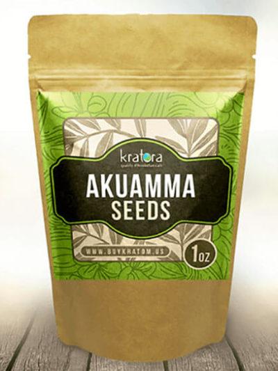 Kratora's Akuamma Seeds