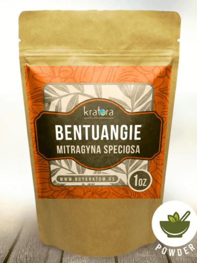 Kratora's Bentuangie Kratom Powder