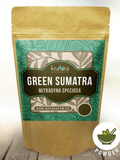 Buy Green Sumatra Kratom Powder