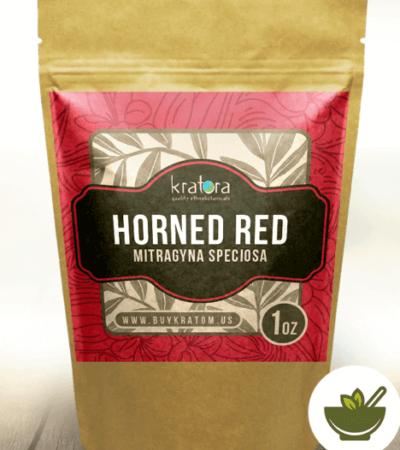 Buy Horned Red Kratom at Kratora