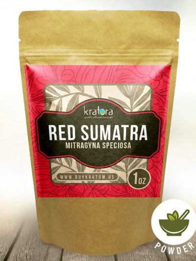 Buy Red Vein Sumatra Kratom