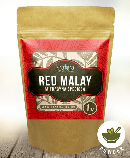 Buy Red Malay Kratom