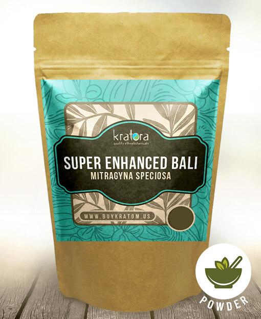 Buy Super Enhanced Bali Kratom