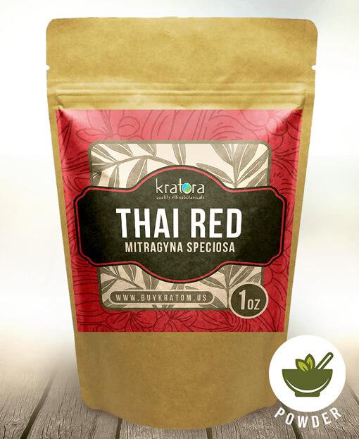 Buy Thai Red Vein Kratom