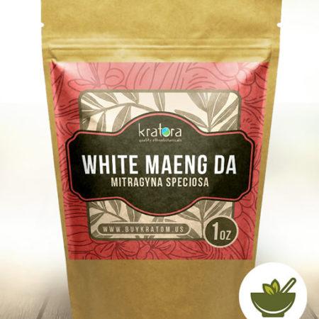 Buy White Maeng Da Kratom